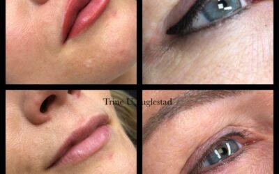 Phi Contour Permanent makeup