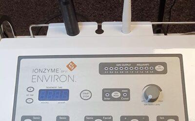 Nytt innen teknologi: Environs DF machine
